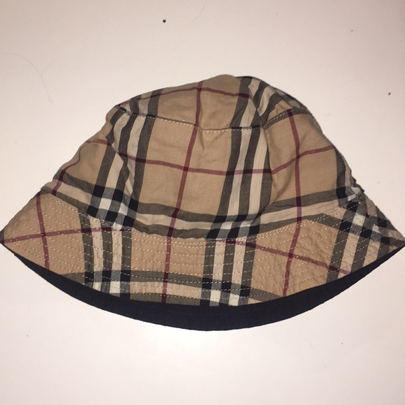 Burberry Reversible Bucket Hat by Burberry